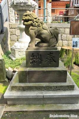大鷲神社(足立区花畑)19