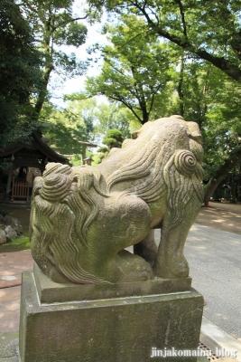 大鷲神社(足立区花畑)21