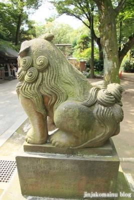 大鷲神社(足立区花畑)25