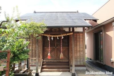 七面神社(足立区南花畑)4