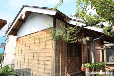 七面神社(足立区南花畑)5