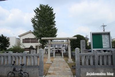 稲荷神社(足立区一ツ家)1
