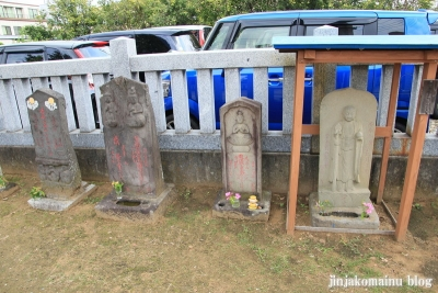 稲荷神社(足立区一ツ家)4