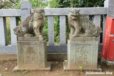 稲荷神社(足立区一ツ家)15