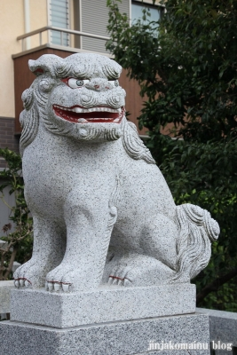 稲荷神社(足立区一ツ家)8