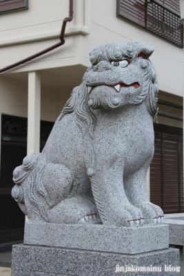 稲荷神社(足立区一ツ家)9
