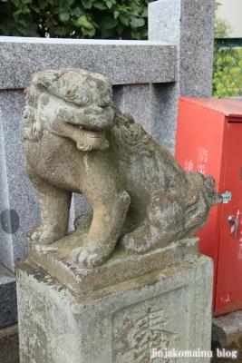 稲荷神社(足立区一ツ家)17