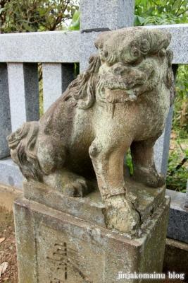 稲荷神社(足立区一ツ家)20