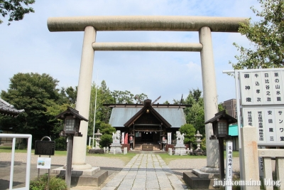 鷲神社(足立区島根)2