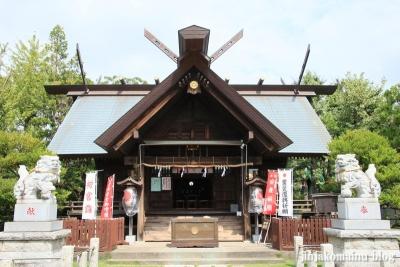 鷲神社(足立区島根)9