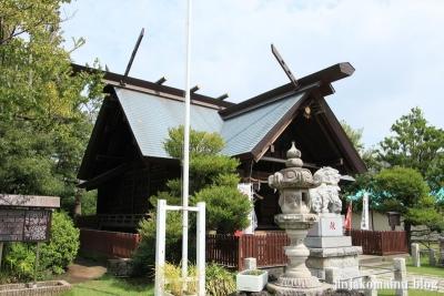 鷲神社(足立区島根)10