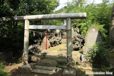 鷲神社(足立区島根)12
