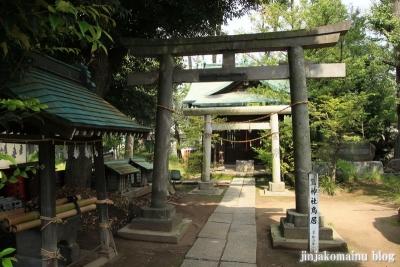 鷲神社(足立区島根)17