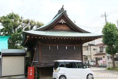 鷲神社(足立区島根)22