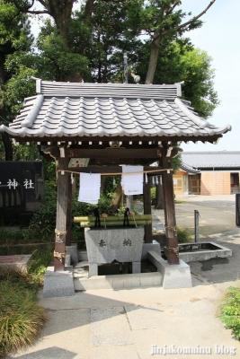 鷲神社(足立区島根)4