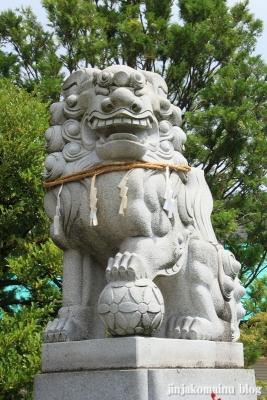 鷲神社(足立区島根)7