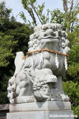 鷲神社(足立区島根)8
