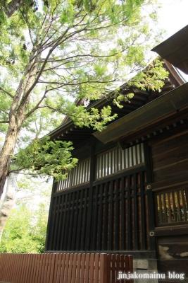 鷲神社(足立区島根)11