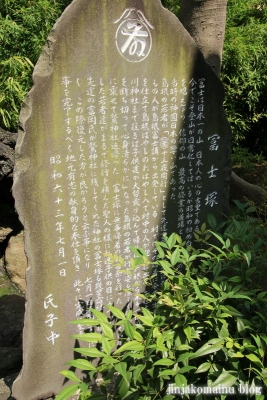 鷲神社(足立区島根)13