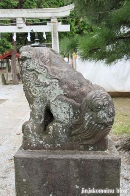 八幡神社(足立区六月)24