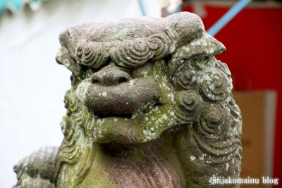 八幡神社(足立区六月)27