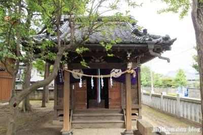 栗原氷川神社(足立区栗原)15