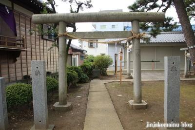 栗原氷川神社(足立区栗原)16