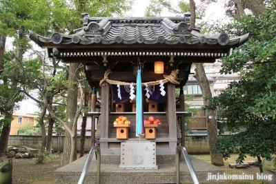 栗原氷川神社(足立区栗原)21