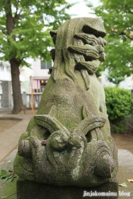 栗原氷川神社(足立区栗原)32