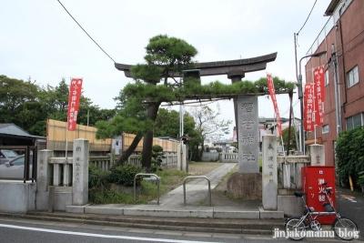 小右衛門稲荷神社(足立区梅島)1
