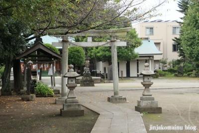 小右衛門稲荷神社(足立区梅島)5