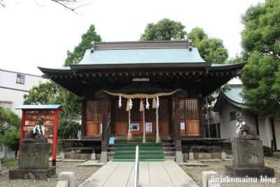 小右衛門稲荷神社(足立区梅島)8