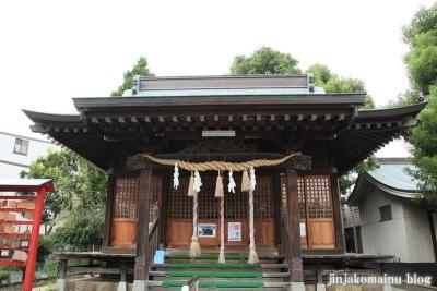 小右衛門稲荷神社(足立区梅島)9