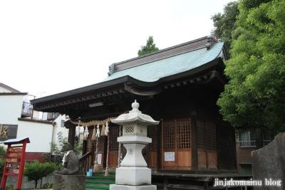小右衛門稲荷神社(足立区梅島)10