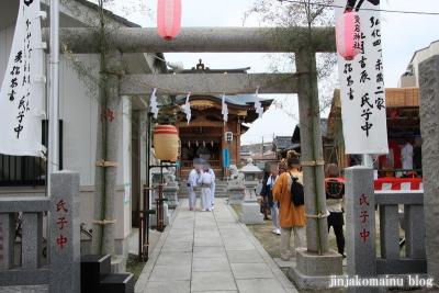 愛宕神社(足立区青井)3