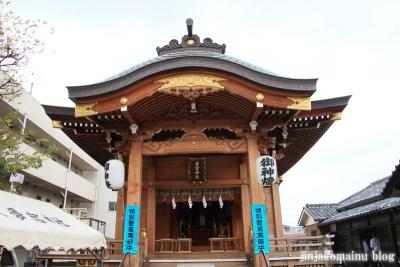 愛宕神社(足立区青井)8