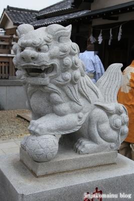 愛宕神社(足立区青井)6