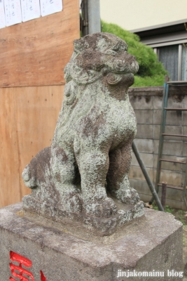 愛宕神社(足立区青井)16