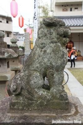 愛宕神社(足立区青井)13