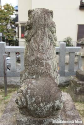 愛宕神社(足立区青井)18