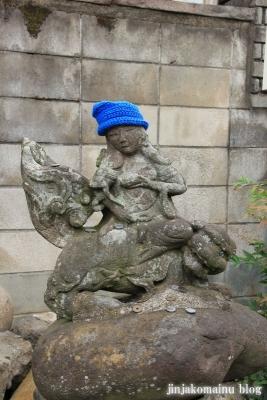 愛宕神社(足立区青井)22