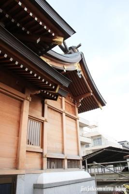 愛宕神社(足立区青井)9
