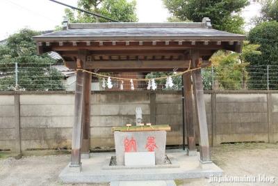 四ツ家稲荷神社(足立区青井)5