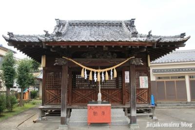 四ツ家稲荷神社(足立区青井)8