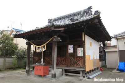 四ツ家稲荷神社(足立区青井)9