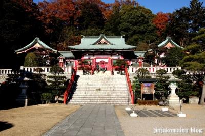 織姫神社(足利市西宮町)14