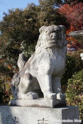 織姫神社(足利市西宮町)10