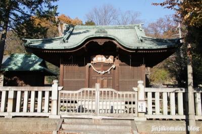 八雲神社(足利市通)7