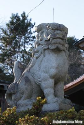 八雲神社(足利市緑町)5