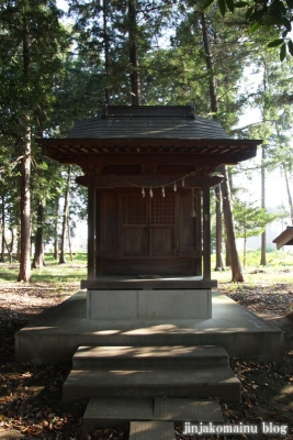 氷川神社(上尾市久保)10